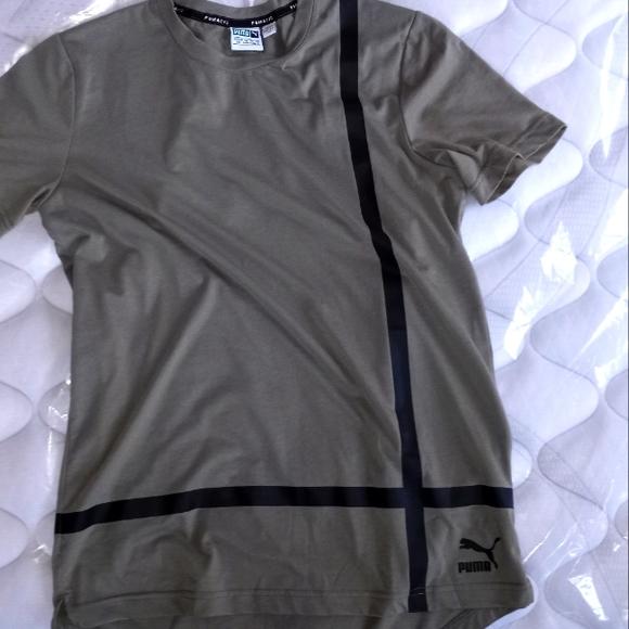 Puma Other - Puma Men's Evo Athletic Shirt Small